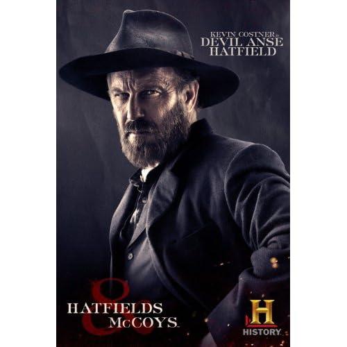 Amazon.com : Hatfields & McCoys Kevin Costner TV Photo Poster 13x19 #5