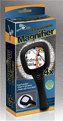 Rxopt Led Hand Held Magnifier (Pack Of 144)