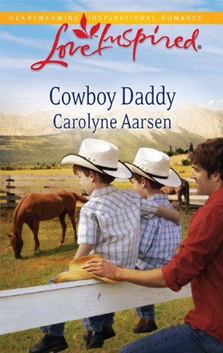 Image of Cowboy Daddy (Love Inspired)