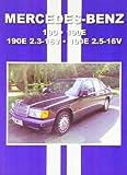Colin Pitt Mercedes Benz 190 190e 190e 2.3-16v