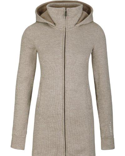 Bench Bradie Womens Hooded Bonded Cardigan -