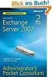 Microsoft� Exchange Server 2007 Admin...