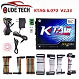 HITSAN A+ Ktag 2.13 Hardware V6.070 No Tokens Limited Works Multi-Cars/Trucks K Tag 2.13 ECU Chip Interface K-tag Master
