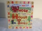 Whose House Is This (0762852380) by Percy, Graham