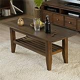 アジアン家具 チーク 無垢材 センターテーブル T255KA ローテーブル 机