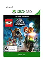 Lego Jurassic World - Xbox 360 [Digital Code] from Warner Brothers