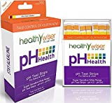 HealthyWiser Ph Test Strips,  100ct P...