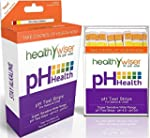 HealthyWiser Ph Test Strips, 100ct Pe...
