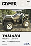 img - for Yamaha Grizzly 660 2002-2007 (Clymer Motorcycle Repair) (Clymer Color Wiring Diagrams) book / textbook / text book
