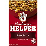 Hamburger Helper, Beef Pasta, 5.6-Ounce Boxes (Pack of 6) ~ Betty Crocker Dry Meals