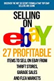 Selling on eBay: 27 Profitable Items to Sell on eBay from Thrift Stores, Garage Sales and Flea Markets (selling on ebay, ebay selling, how to sell on ebay, ... ebay marketing, ebay, sell on ebay)