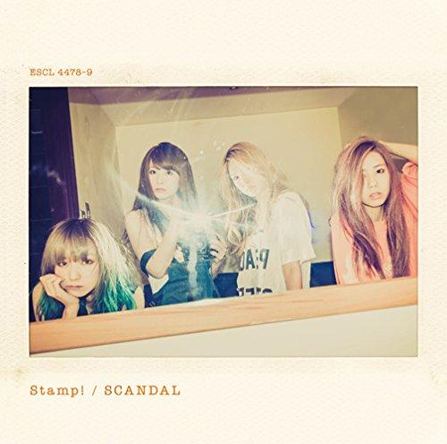 Stamp!(初回生産限定盤A)(DVD付)