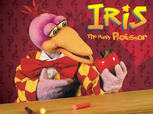 El profesor Iris