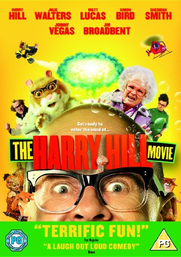 The Harry Hill Movie [DVD]