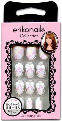 エリコネイル コレクション 24枚 EKー14