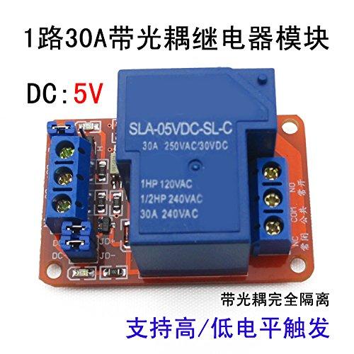 1-x-il-modulo-rele-30a-con-optoaccoppiata-supporto-di-isolamento-di-alto-e-basso-livello-innescato-5