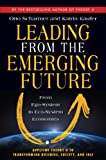 img - for Leading from the Emerging Future: From Ego-System to Eco-System Economies book / textbook / text book