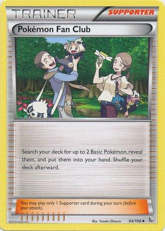 Pokemon - Pokemon Fan Club (94) - Xy Flashfire