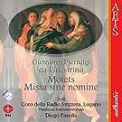 Palestrina: Motets and Missa sine nomine
