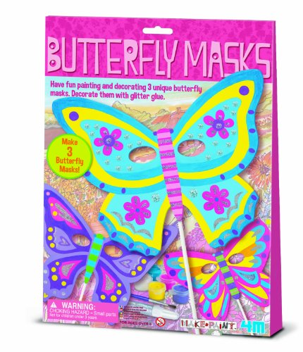4M Butterfly Masks Kit
