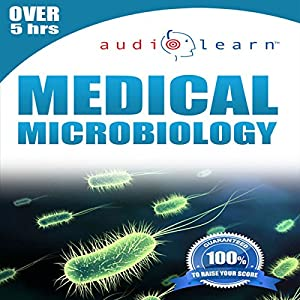 2012 Medical Microbiology Audio Learn Audiobook