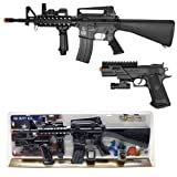 Colt M4A1 Field Duty Electric Airsoft Gun Kit by UNICENTURY