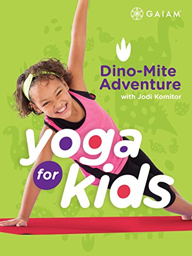 Gaiam: Yoga For Kids: Dino-Mite Adventure