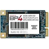 MyDigitalSSD 64GB (60GB) 50mm Bullet Proof 4 BP4 50mm mSATA Solid State Drive SSD SATA III 6G - MDMS-BP4-060