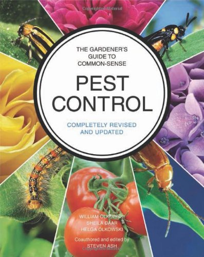 Natural And Organic Pest Control Ideas For The Herb Garden