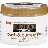 Gold Bond Ultimate Rough & Bumpy Skin Daily Therapy Cream 8 Oz