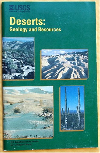 Deserts: Geology and Resources
