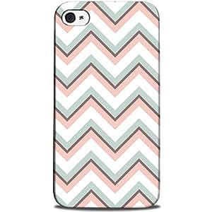CASE U Aztec Style Chevron Designer Case for Apple iPhone 4-4S