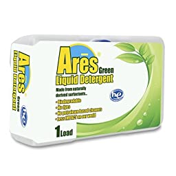 Ares HE Green Preference Liquid Detergent 3.2 fl. oz. - Coin Vend