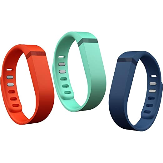 Amazon.com: Fitbit Flex Accessory Pack, Assorted/Open Miscellaneous, S: Health & Personal Care