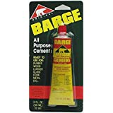 Barge Glue Cement Rubber, Wood, Leather Glass, Cork, Metal 2 Oz