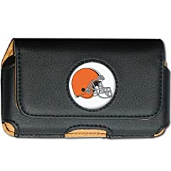 Brand New Cleveland Browns Smart Phone Pouch by Things for You