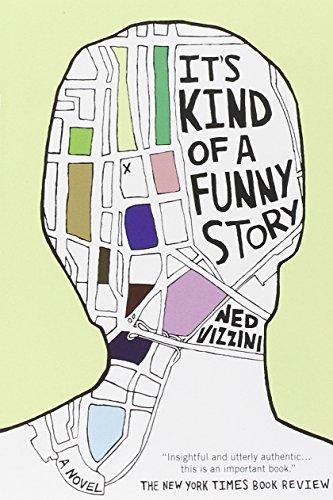 Buchseite und Rezensionen zu 'It's Kind of a Funny Story' von Ned Vizzini
