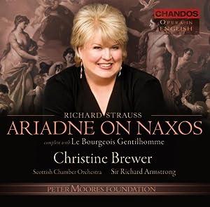 Strauss: Ariadne On Naxos (Le Bourgeois Gentilhomme)