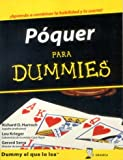 img - for Poquer para dummies book / textbook / text book