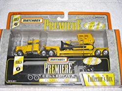 Matchbox Rigs of the American Highway Series 2 -- Peterbuilt Flatbed