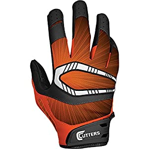 Buy Cutters Gloves Youth REV Pro Receiver Glove (Pair) by Cutters