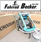 Croozer Kid Remorque vélo 3 en 1 pour enfant