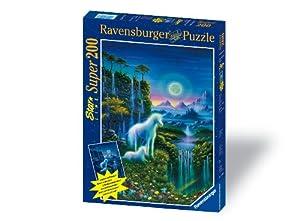 Ravensburger 13903 - Einhörner - 200 Teile XXL Starline Puzzle