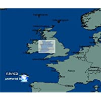 Wales - England West - Lowrance Map