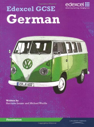 Edexcel GCSE German Foundation Student Book