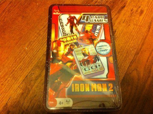 Ironman 2 Mighty Dueling Decks by Marvel