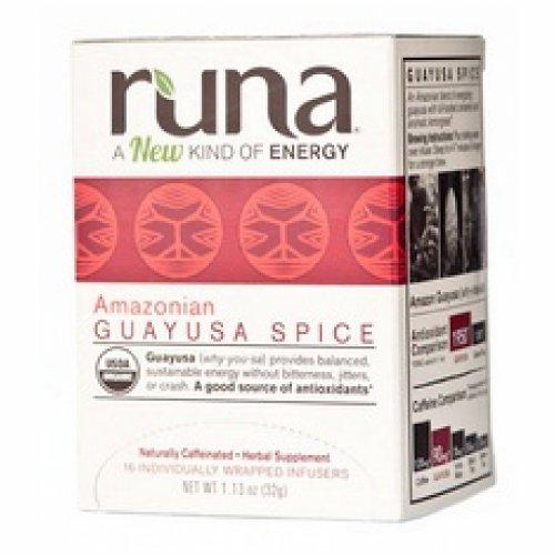 Runa Guayusa Spice (6X16 Bag)