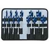 Bosch Daredevil DSB5013P 13-Piece Spade Bit Set