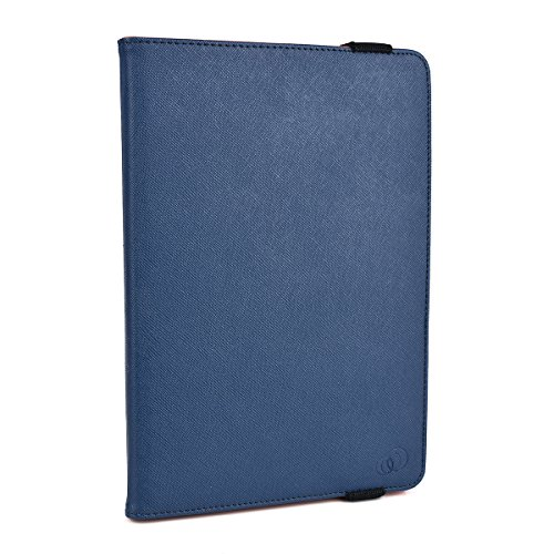 Click to buy KroO Universal Spinner Cover w/ Card Holders fit Archos 70 Titanium Dark Blue - From only $54.99