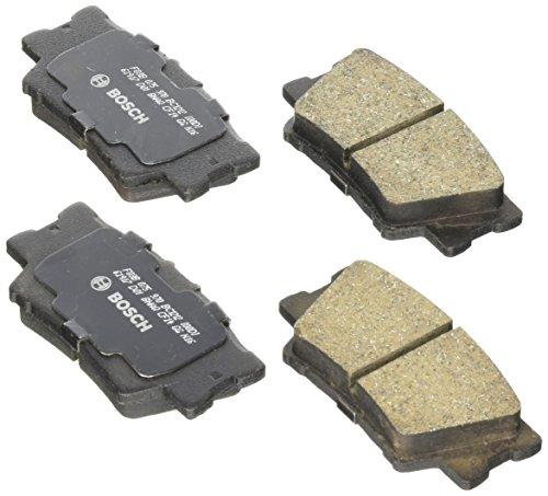 Bosch BC1212 QuietCast Premium Disc Brake Pad Set (2007 Camry Bosch Brake Pads compare prices)